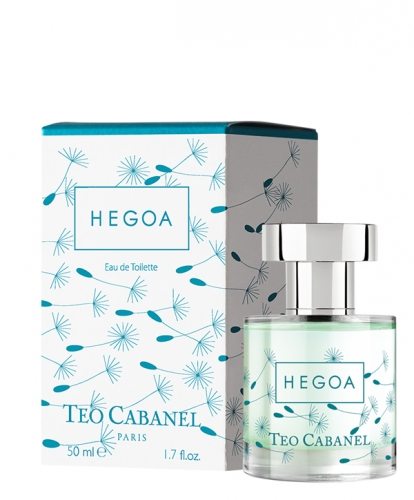 HEGOA Eau de Toilette Spray 50 ml ( for Man/Woman)