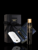 60 ml. PUREDISTANCE BLACK PERFUME SPRAY (FOR MAN)